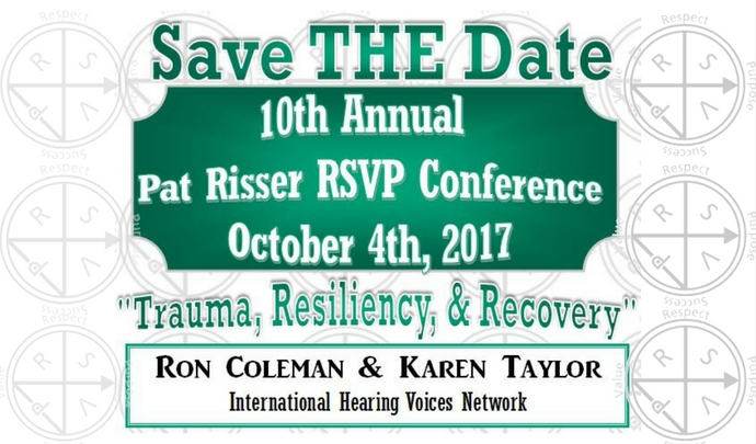 10TH Annual Pat Risser RSVP Conference