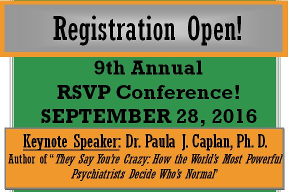 9th Annual RSVP Conference