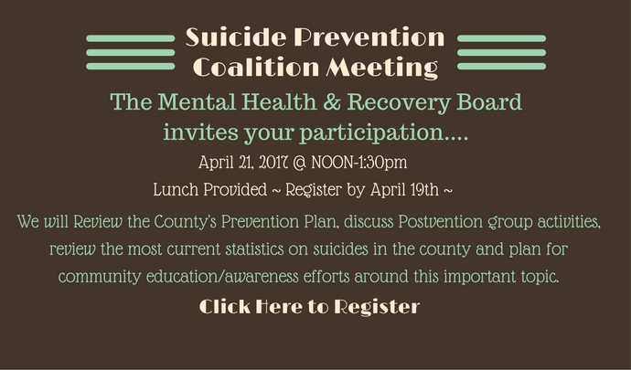 Suicide Prevention Coalition Meeting