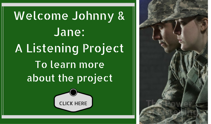 Welcome Johnny & Jane: A Listener Project