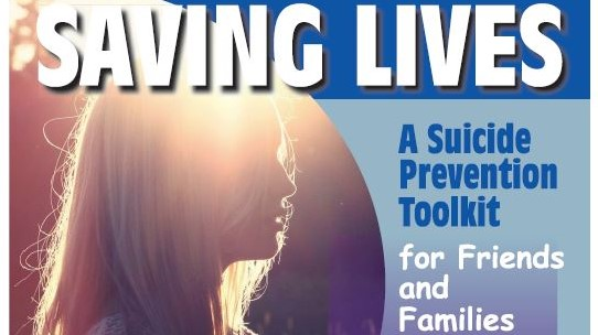 Saving Lives - A Suicide Prevention Toolkit